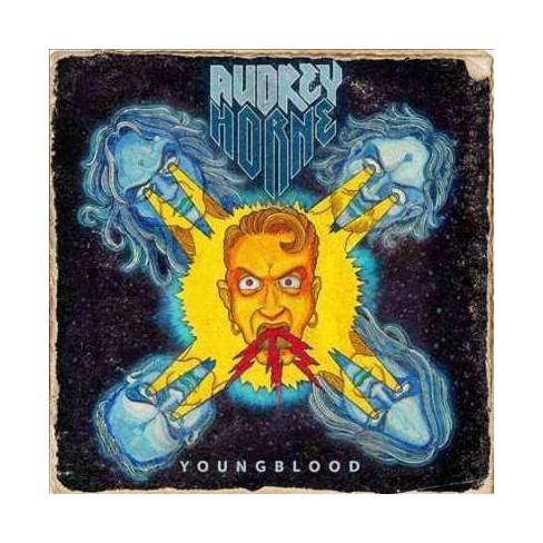 Audrey Horne - Youngblood (CD) - image 1 of 1