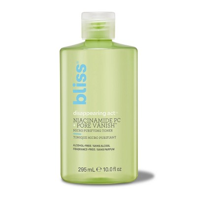 bliss Disappearing Act Micro Purifying Toner - 4 fl oz