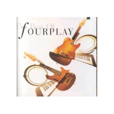 Fourplay - The Best of Fourplay (CD) - image 1 of 1