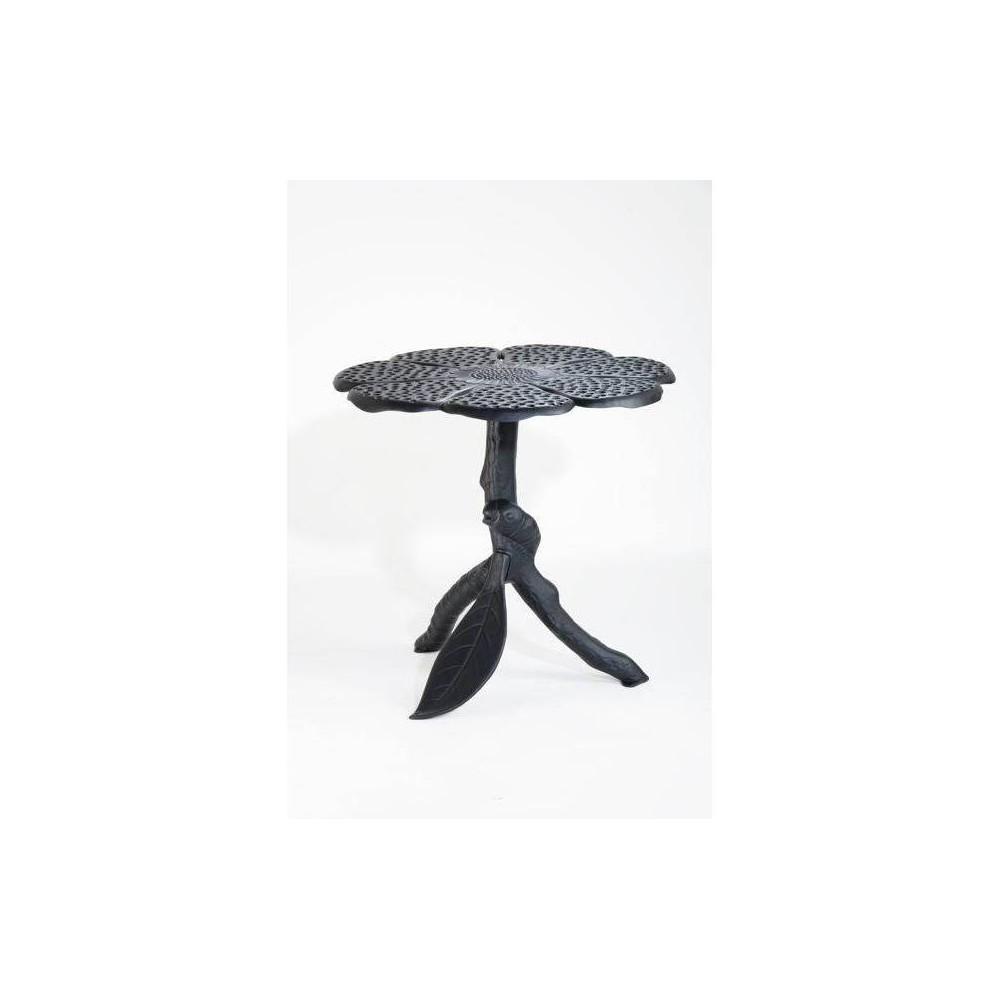 Butterfly Patio Table - Black - FlowerHouse