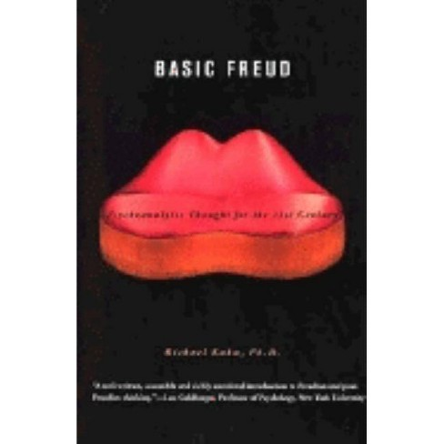 Basic Freud - by  Michael Kahn (Paperback) - image 1 of 1
