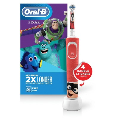 Oral-B Kids Disney Pixar Toy Story Electric Toothbrush for 3+ Kids