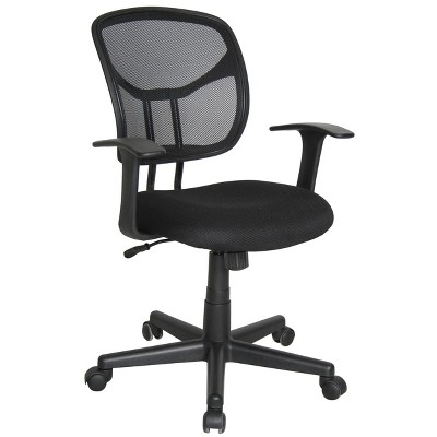 Essentials Computer and Task Chair Black - OFM