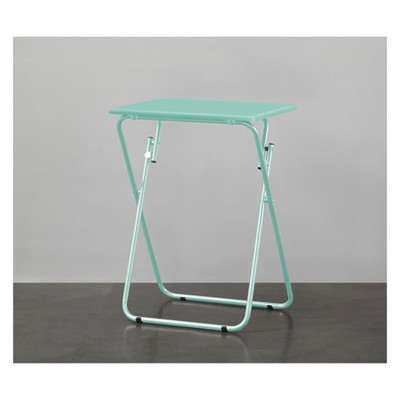 Folding Tray Table Light/Pastel Green - Project 101