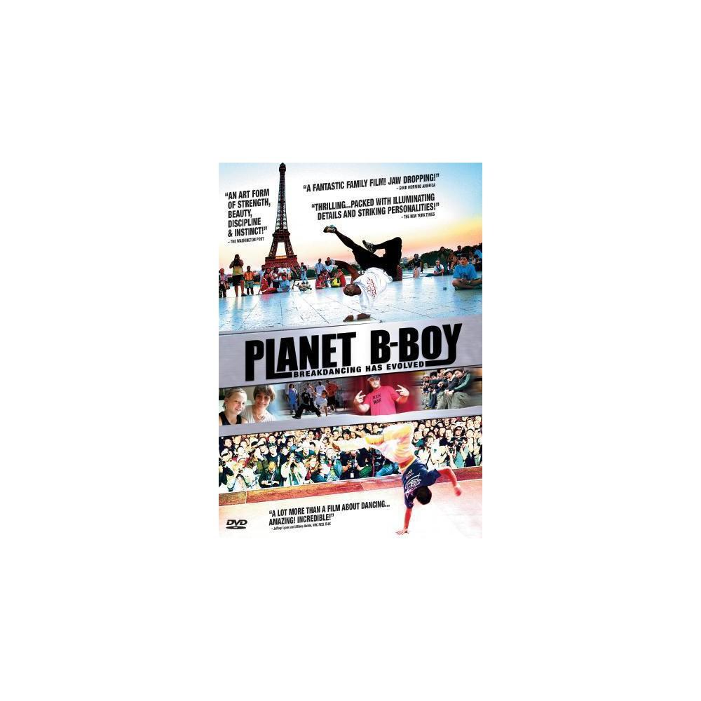 Planet b boy (Dvd), Movies Planet b boy (Dvd), Movies