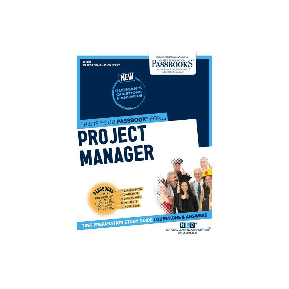 Project Manager 1433 Career Examination Paperback