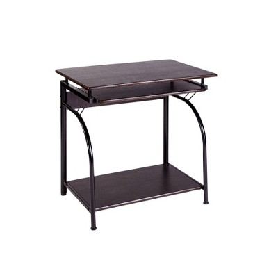Stanton Computer Desk with Pullout Keyboard Tray - OneSpace