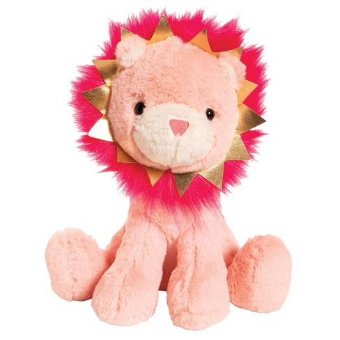 Scary Squeeze Stuffed Animals, Manhattan Toy Brights 10 Lion Stuffed Animal Target