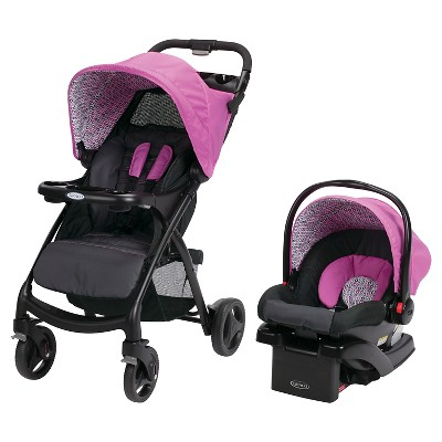 Graco® Verb Click Connect Travel System - Ashby