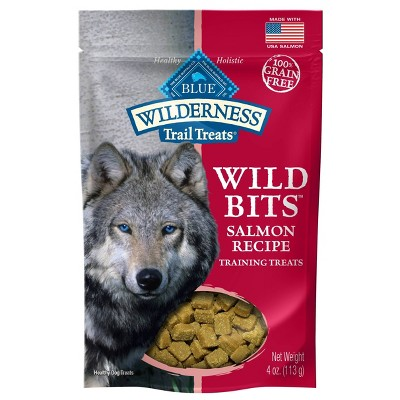 Dog Treats: Blue Buffalo Wild Bits