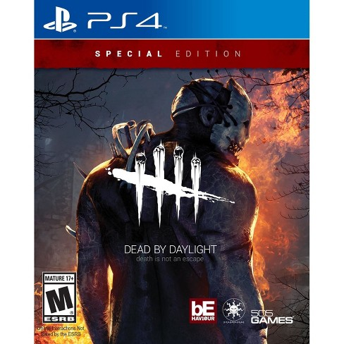 Dead by Daylight PlayStation 4 - image 1 of 1