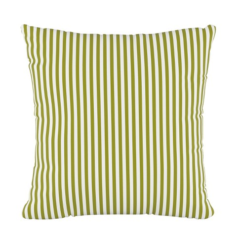 Stripe Throw Pillow - Cloth & Co. - image 1 of 4