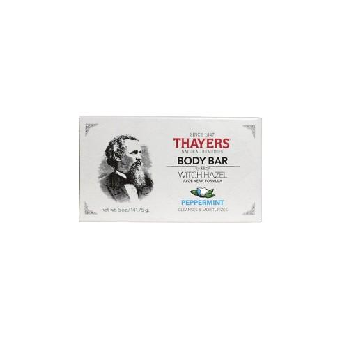 Thayers Body Bars Peppermint - 5 oz