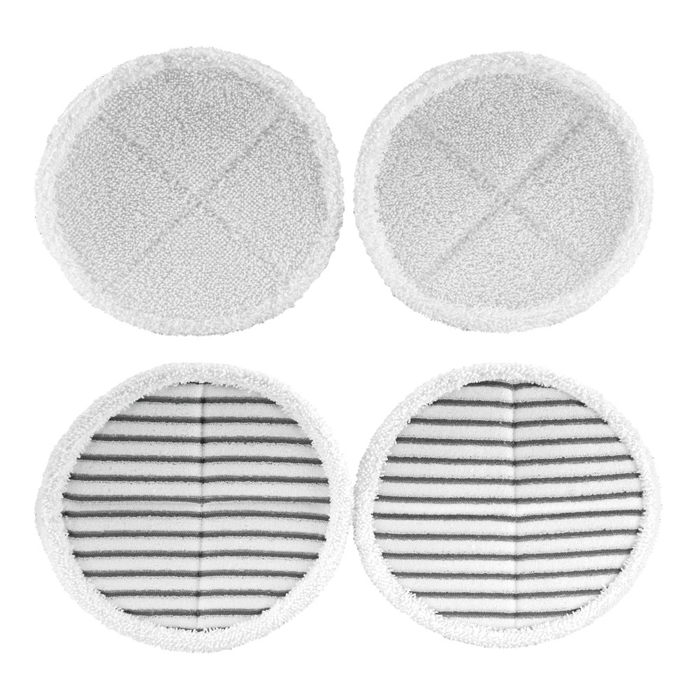 SpinWave Mop Pad Kit, Floor Care Accessories