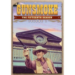 Gunsmoke: The Fifteenth Season, Volume 1 (DVD)