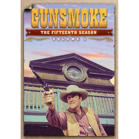 Gunsmoke: The Fifteenth Season, Volume 1 (DVD) - image 1 of 1