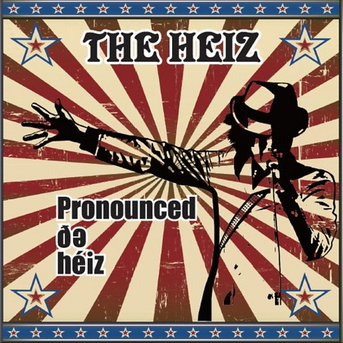 Heiz - Pronounced de heiz (Vinyl) - image 1 of 1