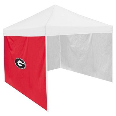 NCAA Georgia Bulldogs Logo Brands 9x9  Canopy Side Panel