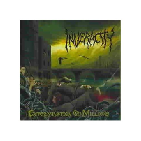 Inveracity - Extermination of Millions (CD) - image 1 of 1