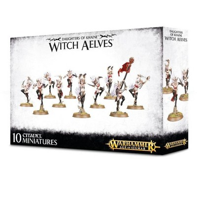 Age of Sigmar Witch Aelves Miniatures Box Set