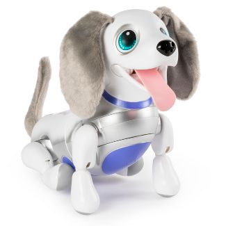 Zoomer - Playful Pup - Responsive Robotic Dog with Voice Recognition and Realistic Motion