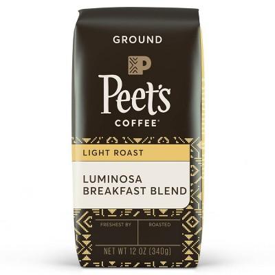 Peet's Colombia Luminosa Light Roast Ground - 12oz