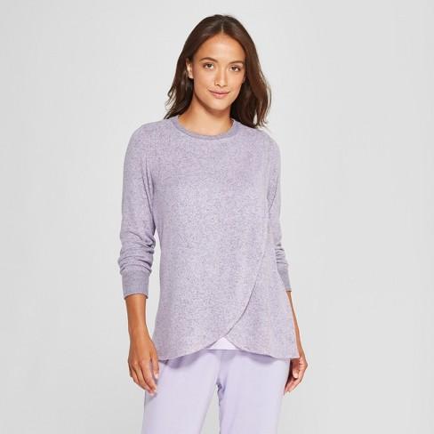 80778214e0f8 Women s Nursing Sleep T-Shirt - Gilligan   O Malley™ Violet Tulip S ...