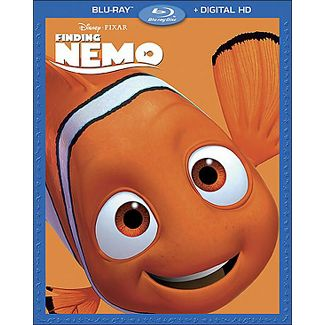 Finding Nemo (Blu-ray + Digital)