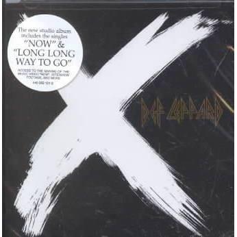 Def Leppard - X (CD)