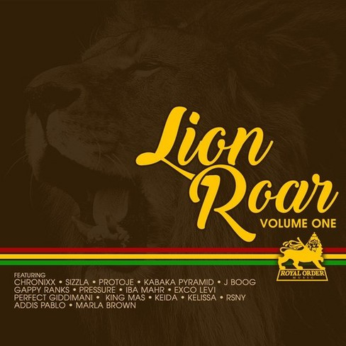 Various - Lion roar:1 (CD) - image 1 of 1