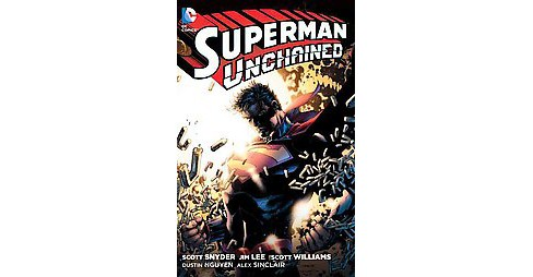 Superman Unchained (Paperback) (Scott Snyder) - image 1 of 1