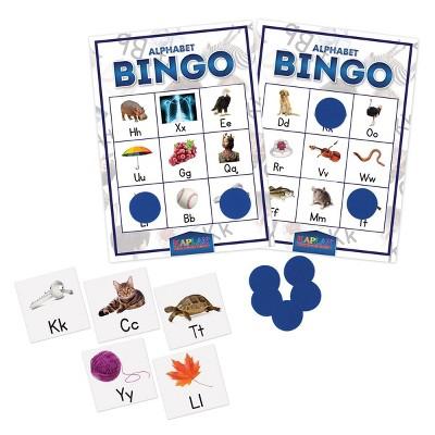 Kaplan Early Learning Company Alphabet Bingo
