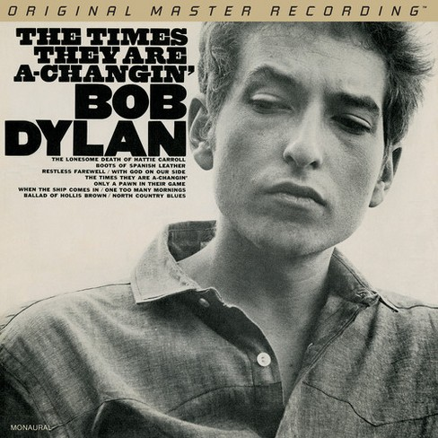 Bob Dylan - Times They Are A Changin (Vinyl) - image 1 of 1