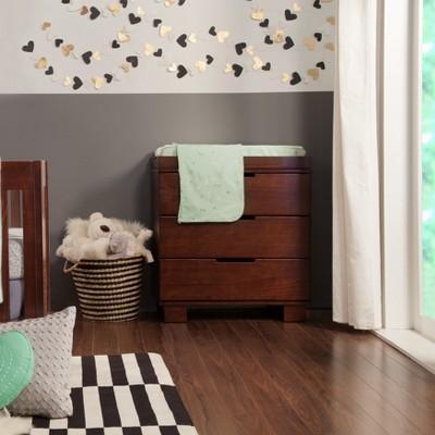 Babyletto Modo 3-Drawer Changer Dresser - Espresso, Brown