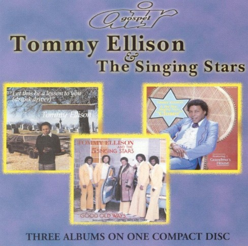Tommy ellison - Let this be a lesson to you/Closer/Go (CD) - image 1 of 1