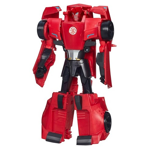 Transformers Robots in Disguise 3-Step Changers Sideswipe Figure - image 1 of 3