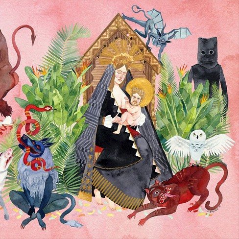 Father John Misty - I Love You, Honeybear (CD) - image 1 of 2