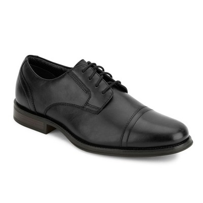 Dockers Mens Garfield Dress Cap Toe Oxford Shoe - Wide Widths Available