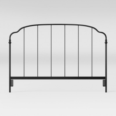 Ferndale Metal King Headboard Black - Threshold™