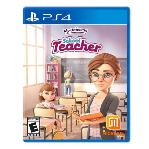 My Universe: School Teacher - PlayStation 4 - image 1 of 4
