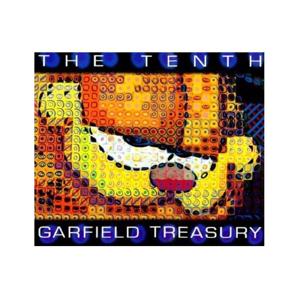 The Tenth Garfield Treasury Garfield Unnumbered By Jim Davis Paperback