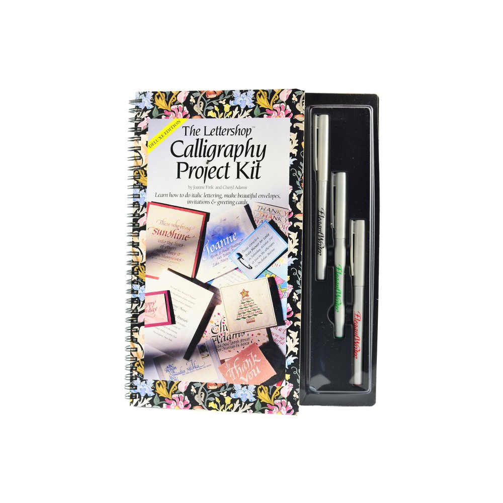 Image of Lettershop Calligraphy Project Set 3ct - Speedball