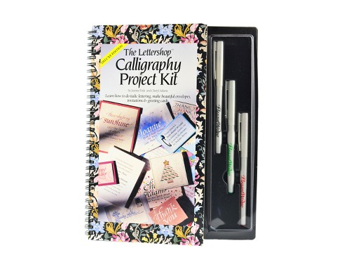 Lettershop Calligraphy Project Set 3ct - Speedball - image 1 of 1