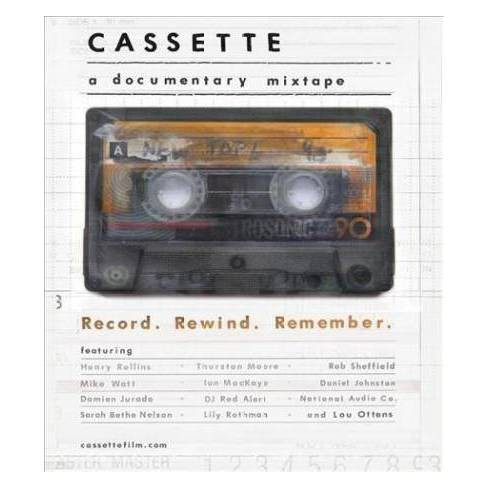 Cassette: Documentary Mixtape (Blu-ray) - image 1 of 1