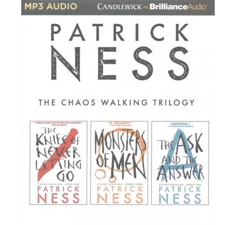 Knife of Never Letting Go / The Ask and the Answer / Monsters of Men (MP3-CD) (Patrick Ness) - image 1 of 1