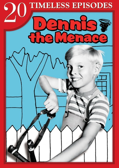 Dennis the menace:20 timeless episode (DVD) - image 1 of 1