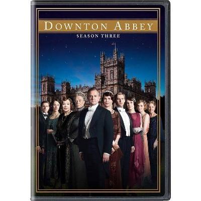 Downton Abbey: Season 3 (DVD)(2021)