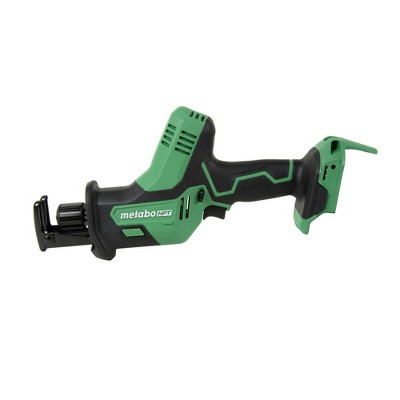 Metabo HPT CR18DAQ4M 18V Lithium-Ion Sub-Compact Cordless Reciprocating Saw (Tool Only)