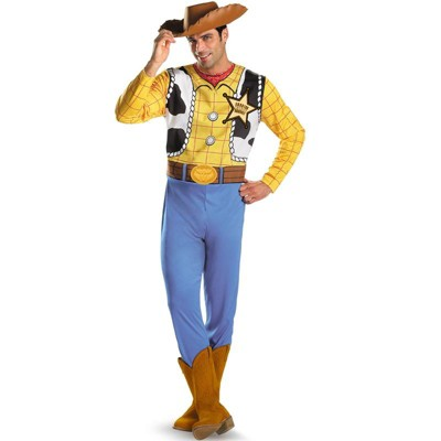 Toy Story Woody Classic Adult Costume