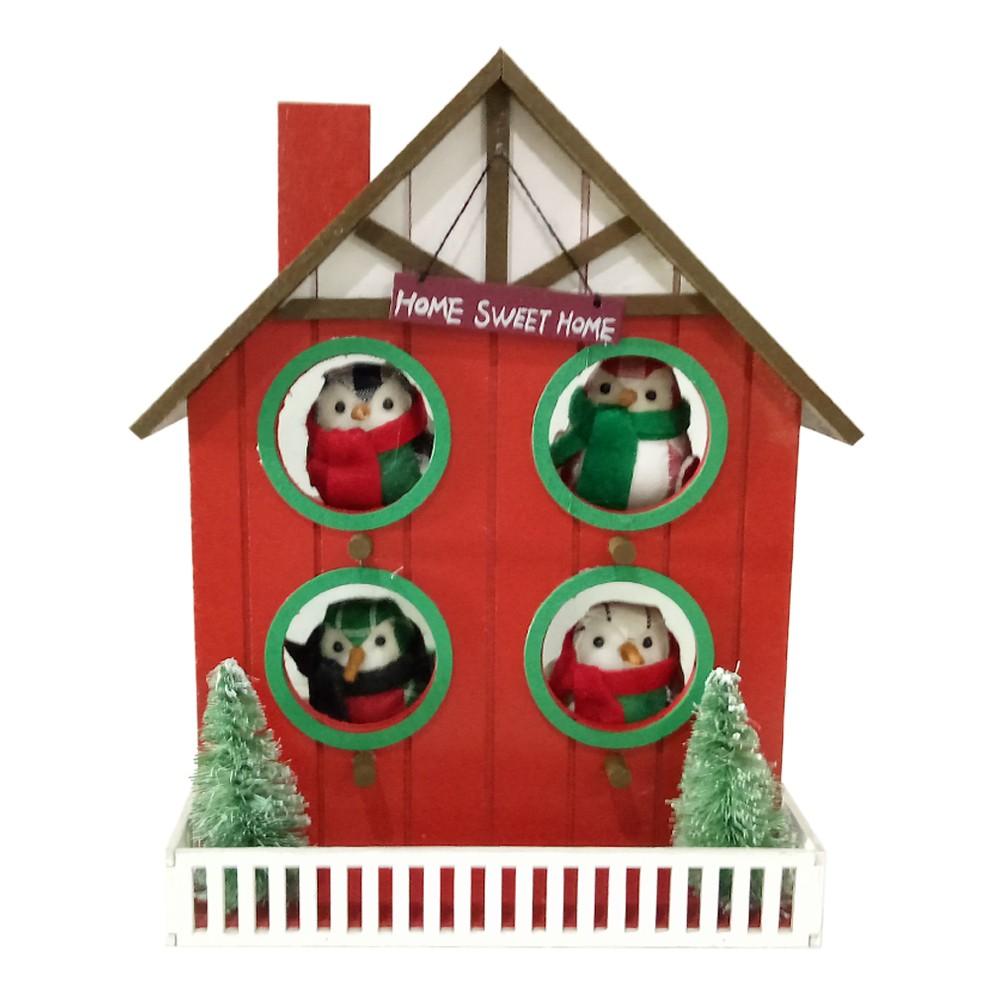 Bird House with Mini Bird Set - Wondershop